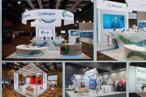 Exhibition Stand Layout Design : Layouts impact displays unique custom built exhibition stands