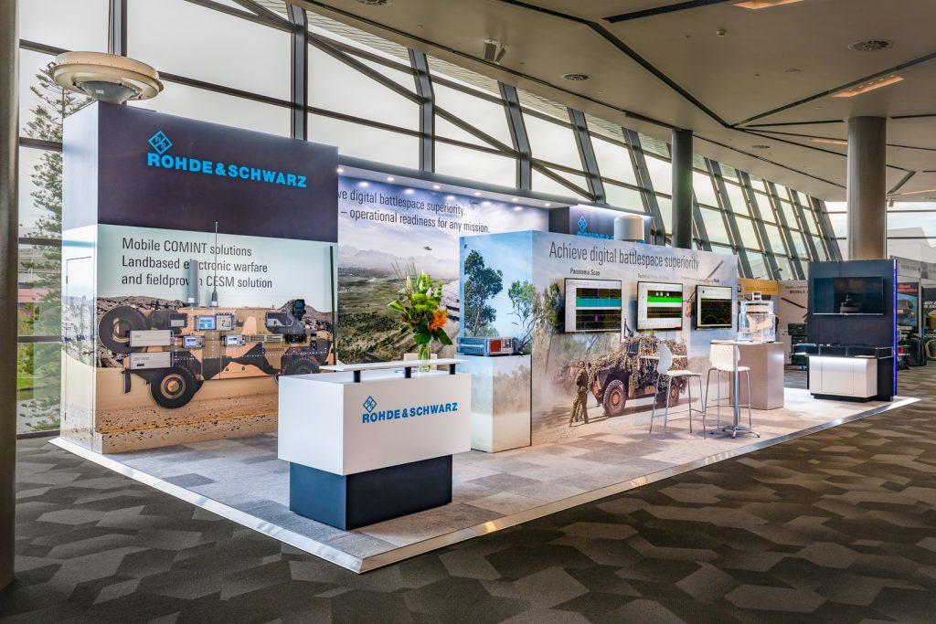 Custom Exhibition Stand Goals : Impact displays unique custom built exhibition stands